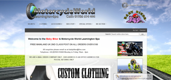 Motor Cycle World