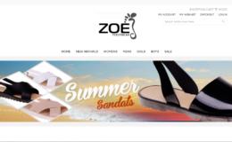 Zoe Footwear